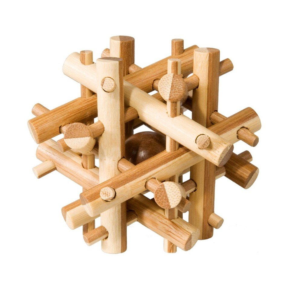 casse tete en bois 6 pieces solution # Casse Tete Bois Solution